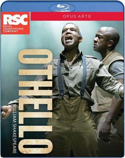 Othello Blu-ray - Blu-ray