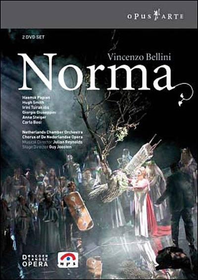 Norma - DVD Zone 2
