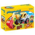 playmobil  Playmobil 1.2.3 70125 Pelleteuse - Playmobil Fnac.com : Playmobil... par LeGuide.com Publicité