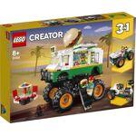 lego  Lego Creator LEGO® Creator 31104 Le Monster Truck à hamburgers -... par LeGuide.com Publicité