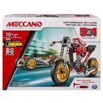 meccano  Meccano Jeu de construction Meccano Voiture et moto 5 modèles... par LeGuide.com Publicité