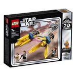 lego  LEGO® Star Wars? 75258 Le Podracer? d?Anakin Édition 20ème anniversaire... par LeGuide.com Publicité