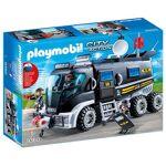 playmobil  Playmobil City Action Les policiers d'élite 9360 Camion... par LeGuide.com Publicité