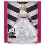 barbie  Barbie Poupée Barbie Collector Blonde 60ème anniversaire - Poupée... par LeGuide.com Publicité