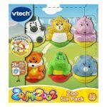 vtech  Vtech Coffret 6 animaux Ferme ZoomiZooz Vtech - (donnée non spécifiée)... par LeGuide.com Publicité