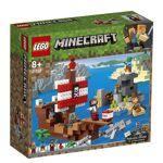 Lego Minecraft LEGO® Minecraft? 21152 L'aventure du bateau pirate... par LeGuide.com Publicité