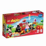 lego  Lego Duplo LEGO® DUPLO® Mickey 10597 La Parade d'anniversaire... par LeGuide.com Publicité
