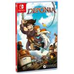 JUST FOR GAMES Deponia Nintendo Switch - Nintendo Switch - Editeur Daedalic... par LeGuide.com Publicité