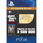 EPAY DIGITAL Code de téléchargement GTA V Whale Shark Cash Card PS4 -... par LeGuide.com Publicité