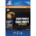 EPAY DIGITAL Code de téléchargement Call Of Duty WWII 2400 Points PS4... par LeGuide.com Publicité