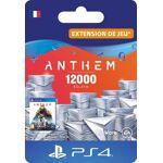 EPAY DIGITAL Code de téléchargement Anthem : Pack 12000 éclats PS4 -... par LeGuide.com Publicité