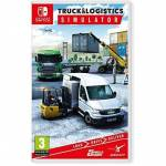 just for games  JUST FOR GAMES Truck et Logistics Simulator pour Nintendo... par LeGuide.com Publicité