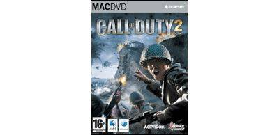 Nexway Call of Duty 2 (Mac) - Mac