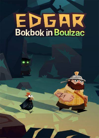Nexway Edgar - Bokbok in Boulzac - PC/Linux