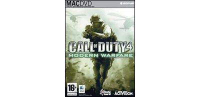 Nexway Call of Duty® 4: Modern Warfare® (Mac) - PC/Mac