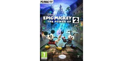 Nexway Disney Epic Mickey 2 : The Power of Two - PC
