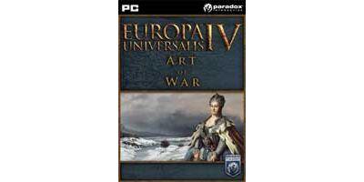 Nexway Europa Universalis IV: Art of War - Expansion - PC/MAC/Linux