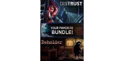 Nexway Your Favorite Bundle (Distrust + Beholder) - PC/Mac