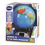 vtech  Vtech Jeu scientifique Vtech Genius XL Globe vidéo intéractif -... par LeGuide.com Publicité