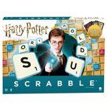 mattel  Mattel Jeu de stratégie Mattel Scrabble Harry Potter - Jeu de stratégie... par LeGuide.com Publicité