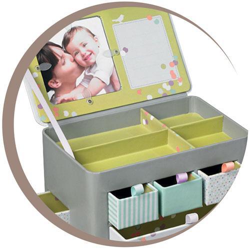 BART Boîte à trésors Baby Art - Autre décoration bébé
