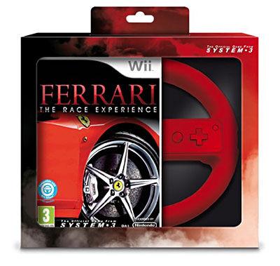 Bigben interactive Ferrari The Race Experience + Volant - Nintendo Wii