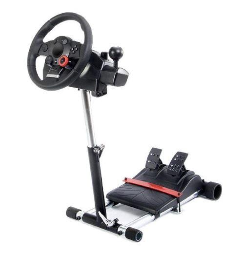 Non communiqué (ATTENTION! La vente aux enchères concerne seulement le support, sans volant ni pédales.)Wheel Stand Pro Logitech Driving Force Pro/GT - Autre jeu de société