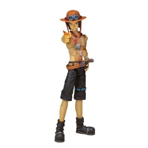 Bandai Souchaku Henshin SH Figurine Action Figurine Portgas D. Ace One Piece - Moyenne figurine
