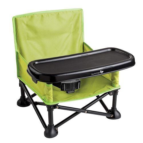 Summer Infant Pop N Sit pliante Booster - Chaises hautes et réhausseurs