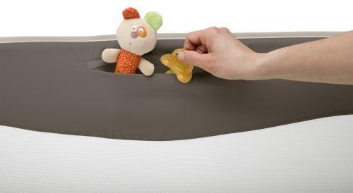 CHCO Barrière de lit Chicco 95 cm Natural - Barrière de lit