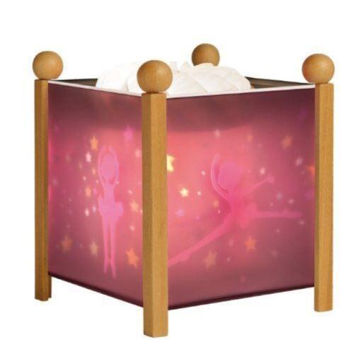 Trousselier Lanterne magique ballerines bois naturel Trousselier - Veilleuses