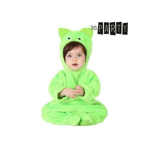 Non communiqué Déguisement pour Bébés Kiokids Vert (Taille 6-12 Mois) - Déguisement enfant