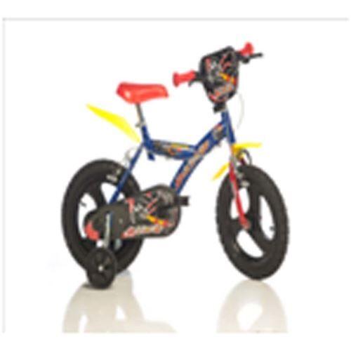 dino bikes spa - velo 14p garcon rouge 2f - Véhicule à pédale