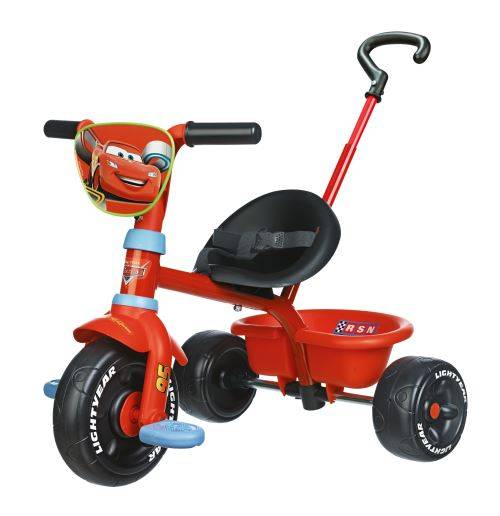 Smoby Cars Tricycle Be Fun Smoby - Tricycles