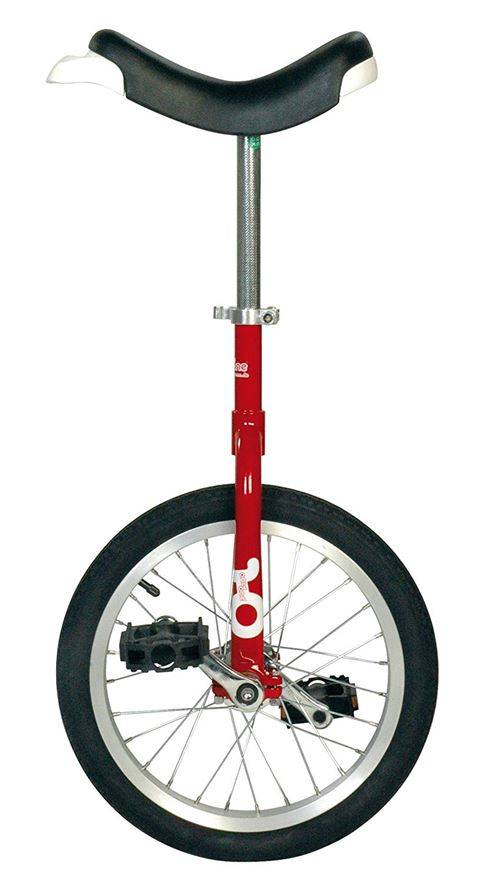Non communiqué QU-AX Monocycle Only One 18?? Rouge - Autre jeu de plein air