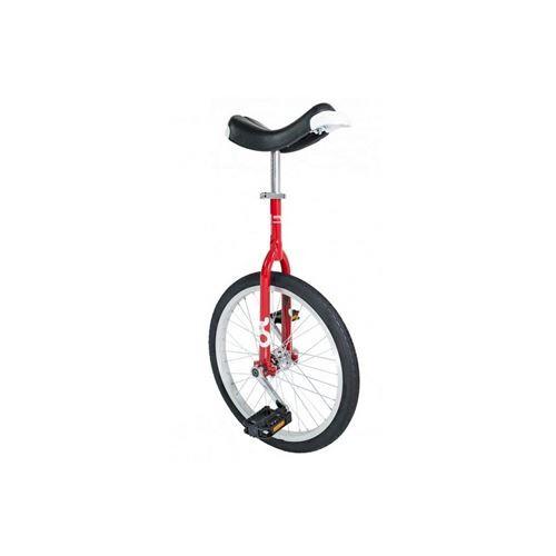 Non communiqué Einrad Qu-AX Monocycle 406 mm/2011 50,8 cm, Mixte, Rouge - Autre jeu de plein air