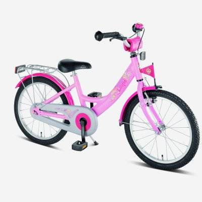 Puky - Bicyclette / Vélo ZL 16-1 Alu - Lillifee : Rose - Patinettes/Rollers