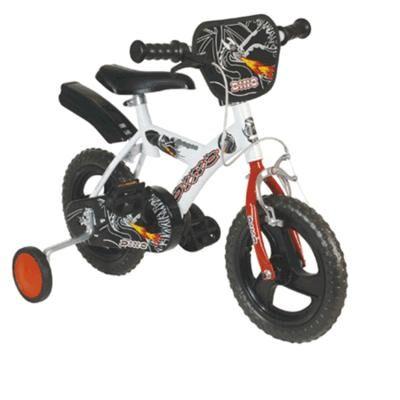 DINO - Vélo garçon 12 pouces - Véhicule à pédale