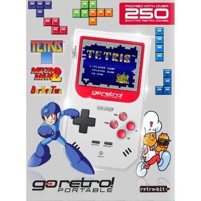 Go Retro - Portable Console (250 games included) - Autres