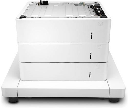 HP Informatique Imprimante HP Paper Feeder with Cabinet - printer base with media feeder - 1650 sheets - Imprimante multifonctions