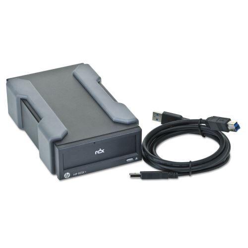 Non communiqué Hewlett Packard Enterprise RDX USB 3.0 Station d'accueil externe pour disque dur - Cartouche d'encre couleur