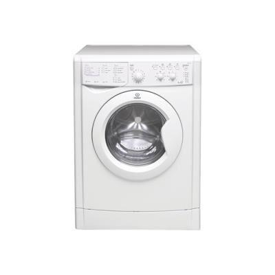 INIT Indesit Ecotime IWDC 6125 UK machine à laver séchante - chargement frontal - pose libre - blanc - Lave linge hublot