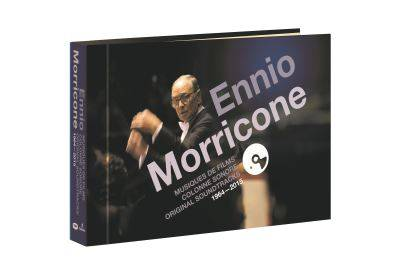 DECCA Ennio Morricone Musiques de films 1964-2015 - CD album