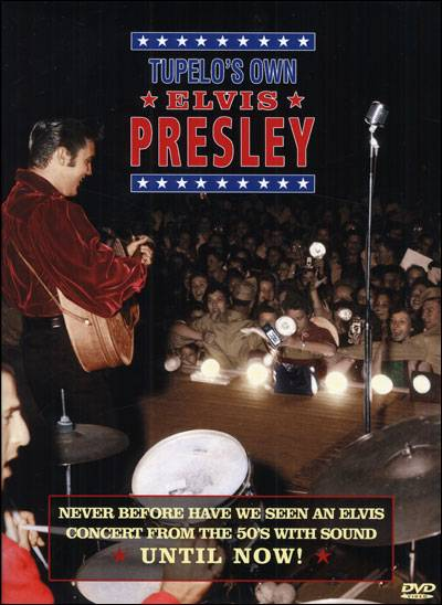 Import Tupelo's own Elvis Presley - DVD Zone 2