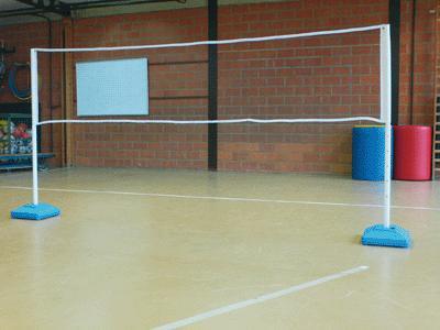Non communiqué Kit Mini Badminton / Volley / Tennis - Autre jeu de plein air