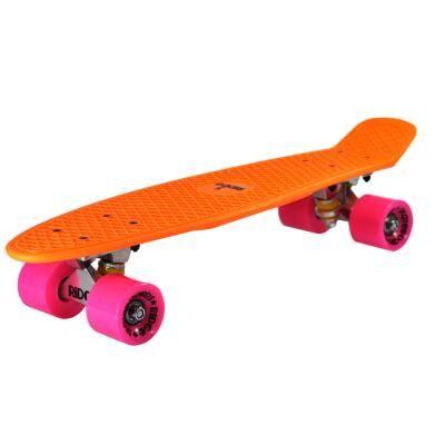 Ridge Retro Style complètes Mini Cruiser Skateboard avec ABEC-7 roulements 22