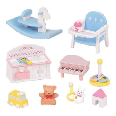 Epoch Sylvanian meubles jouets pour bébés mis moustiques -211 - Accessoire poupée