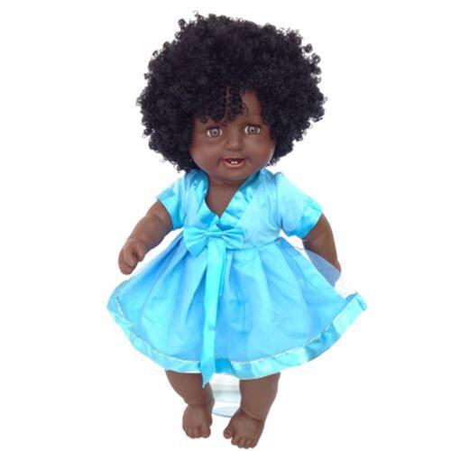 50cm Simulation Baby Doll doux Enfants Reborn Baby Doll Toy cadeau nouveau-né Garçon Fille Pealer7226 - Jeux d'éveil