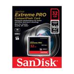 sandisk  Sandisk Carte Mémoire Compact Flash Extreme Pro 160MB/s 32 GB... par LeGuide.com Publicité