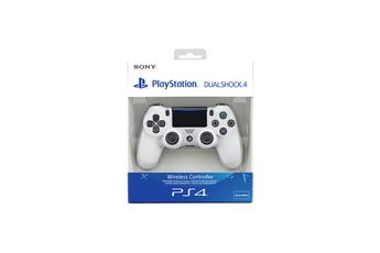 Sony DUALSHOCK 4 BLANCHE V2